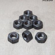 مهره 12 سیاه تولیدی پیچ رویال